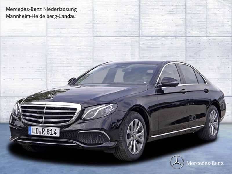 verkauft mercedes e200 limousine gebraucht 2016 km in mannheim. Black Bedroom Furniture Sets. Home Design Ideas