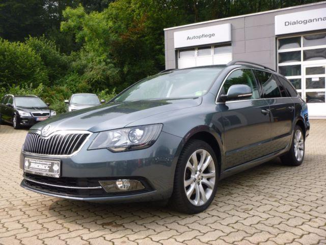 verkauft skoda superb kombi 2 0 tdi ex gebraucht 2015 km in nordhausen ot bielen. Black Bedroom Furniture Sets. Home Design Ideas