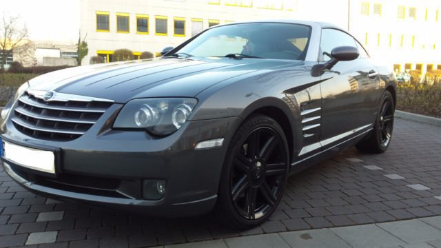 verkauft chrysler crossfire lpg gas gebraucht 2004 km in hessen. Black Bedroom Furniture Sets. Home Design Ideas