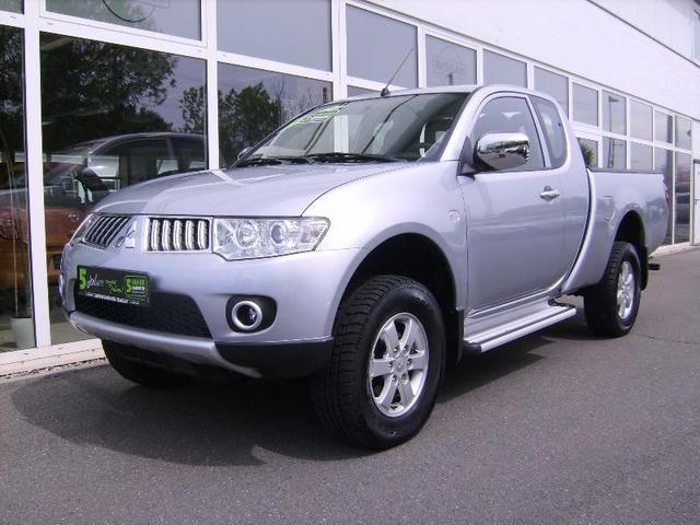 verkauft mitsubishi l200 pick up 4x4 i gebraucht 2010 km in halle. Black Bedroom Furniture Sets. Home Design Ideas