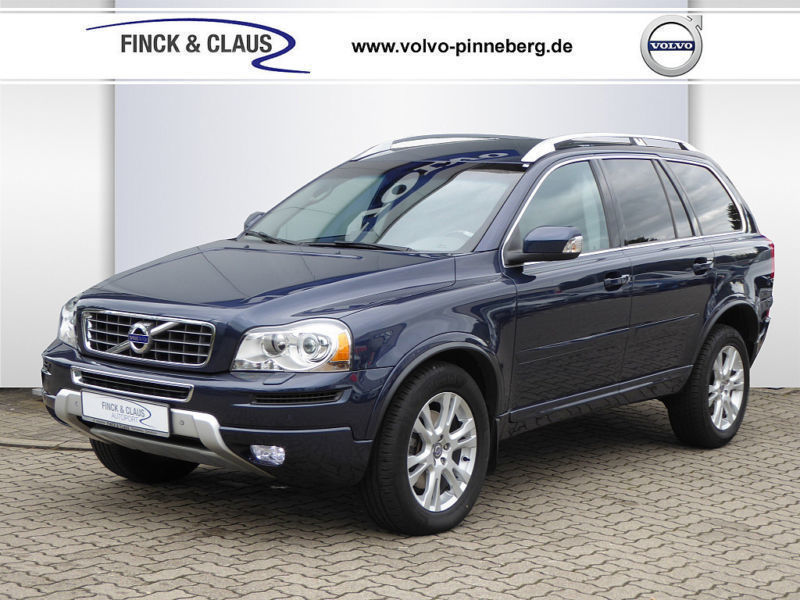 verkauft volvo xc90 xc90d5 awd momentu gebraucht 2013 km in pinneberg. Black Bedroom Furniture Sets. Home Design Ideas