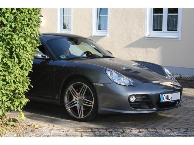 verkauft porsche cayman s 987 gebraucht 2010 km in buchloe. Black Bedroom Furniture Sets. Home Design Ideas