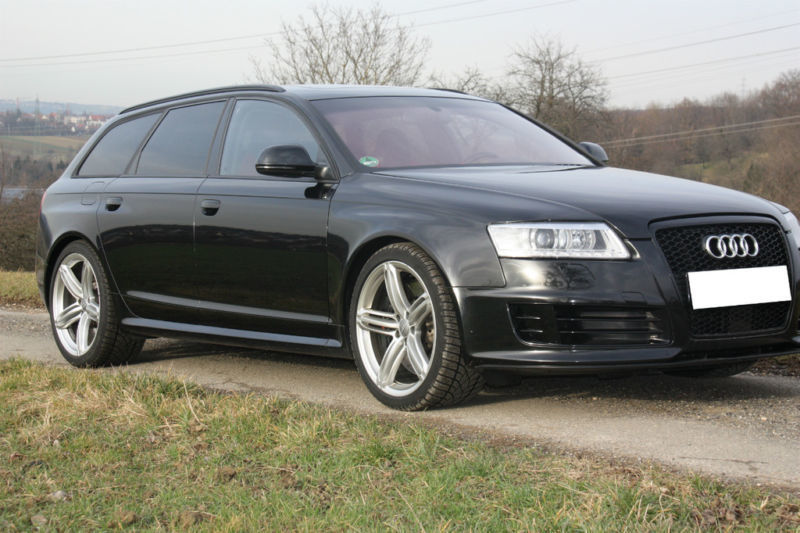 verkauft audi rs6 avant 5 0 tfsi v10 m gebraucht 2009 km in heusenstamm. Black Bedroom Furniture Sets. Home Design Ideas