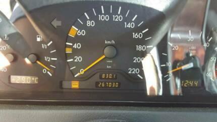 Verkauft Mercedes C250 TD STD OM605 su , gebraucht 1996, 270 000 km