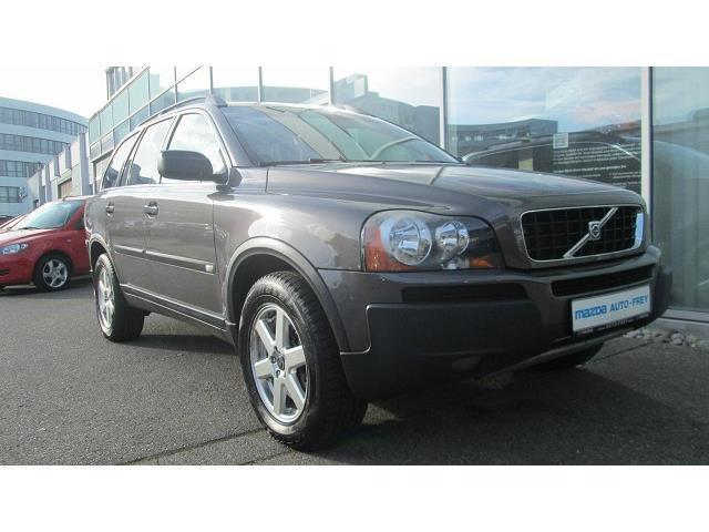 verkauft volvo xc90 t6 automatik getri gebraucht 2005 km in. Black Bedroom Furniture Sets. Home Design Ideas