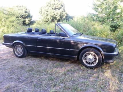 verkauft bmw 320 cabriolet e30 i vfl gebraucht 1988 203. Black Bedroom Furniture Sets. Home Design Ideas