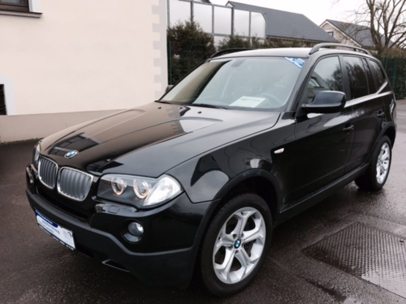 verkauft bmw x3 xdrive d edition excl gebraucht 2009. Black Bedroom Furniture Sets. Home Design Ideas