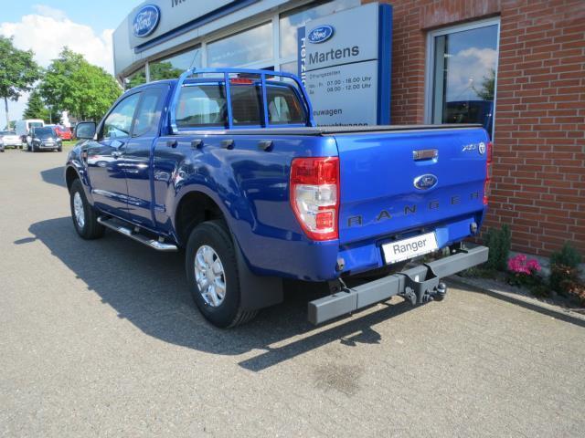 Gebraucht Ford Ranger 2 Xlt Extrakabine Ahk Laderaumabdeckung