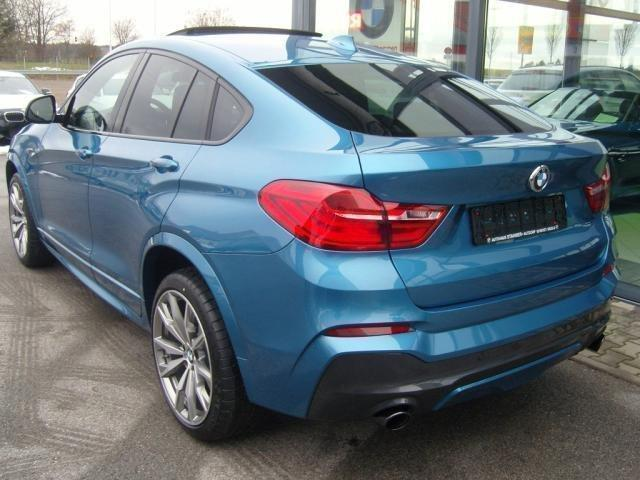 verkauft bmw x4 m40i gebraucht 2016 100 km in altdorf autouncle. Black Bedroom Furniture Sets. Home Design Ideas