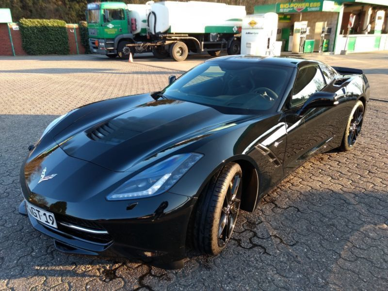 verkauft corvette c7 coupe 3lt z51 gar gebraucht 2015 km in rhede. Black Bedroom Furniture Sets. Home Design Ideas