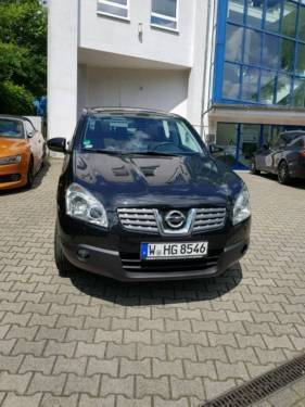verkauft nissan qashqai 4x4 allrad vol gebraucht 2008 km in elberfeld. Black Bedroom Furniture Sets. Home Design Ideas