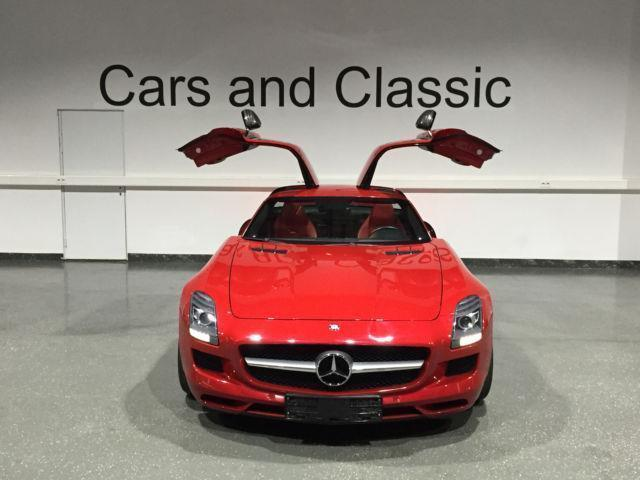 verkauft mercedes sls amg coupe gebraucht 2011 km in rosengarten. Black Bedroom Furniture Sets. Home Design Ideas