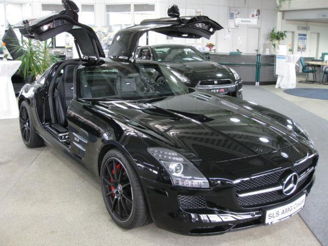 verkauft mercedes sls amg coupe speeds gebraucht 2012 km in buchloe. Black Bedroom Furniture Sets. Home Design Ideas
