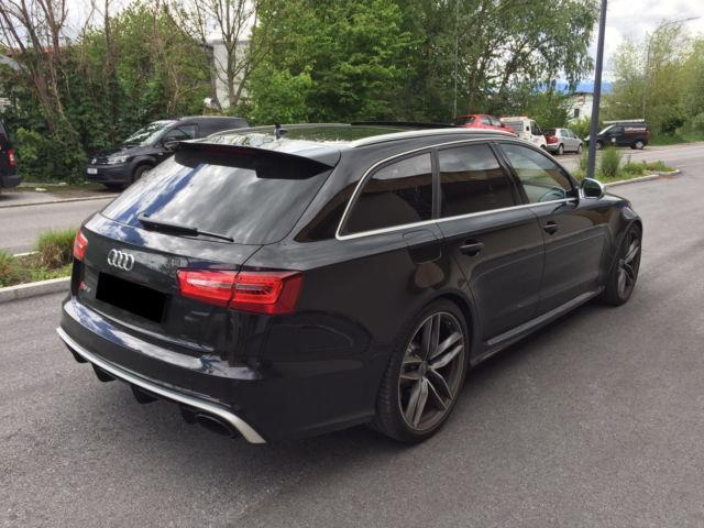 verkauft audi rs6 avant 4 0 tfsi quatt gebraucht 2013 km in kiefersfelden. Black Bedroom Furniture Sets. Home Design Ideas