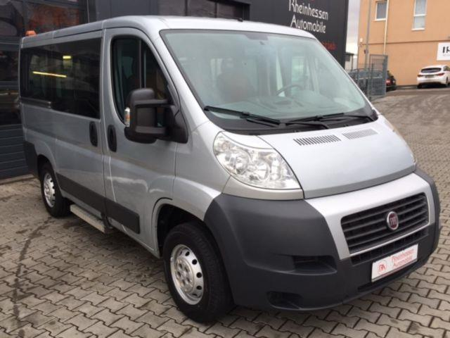 gebraucht kombi 30 100 fiat ducato 2010 km in. Black Bedroom Furniture Sets. Home Design Ideas