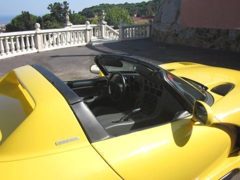 verkauft dodge viper r t10 cabrio har gebraucht 1996 km in bonn. Black Bedroom Furniture Sets. Home Design Ideas