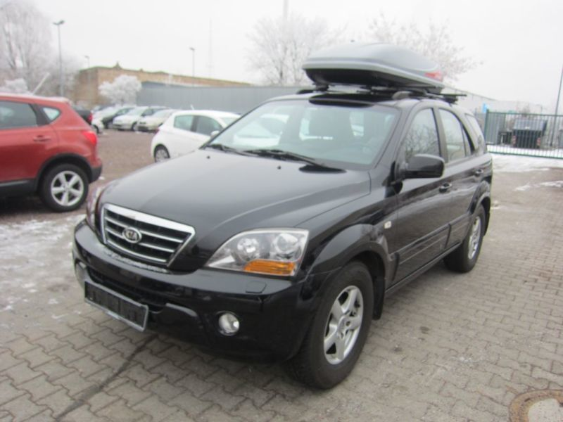 verkauft kia sorento 2 5 crdi ex 1 han gebraucht 2006 km in duisburg. Black Bedroom Furniture Sets. Home Design Ideas