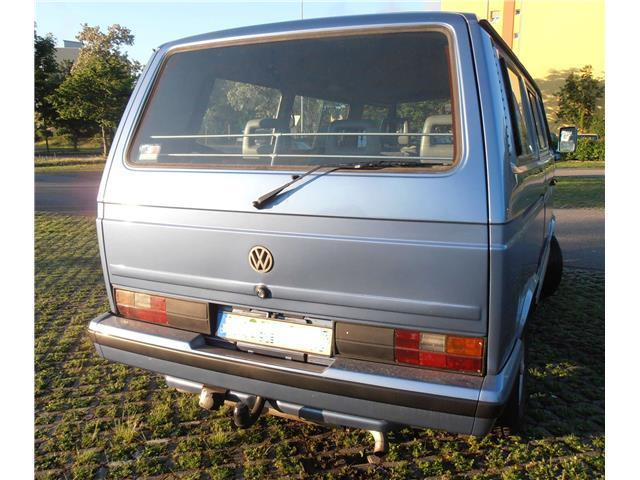 verkauft vw t3 blue star gebraucht 1989 km in mannheim. Black Bedroom Furniture Sets. Home Design Ideas