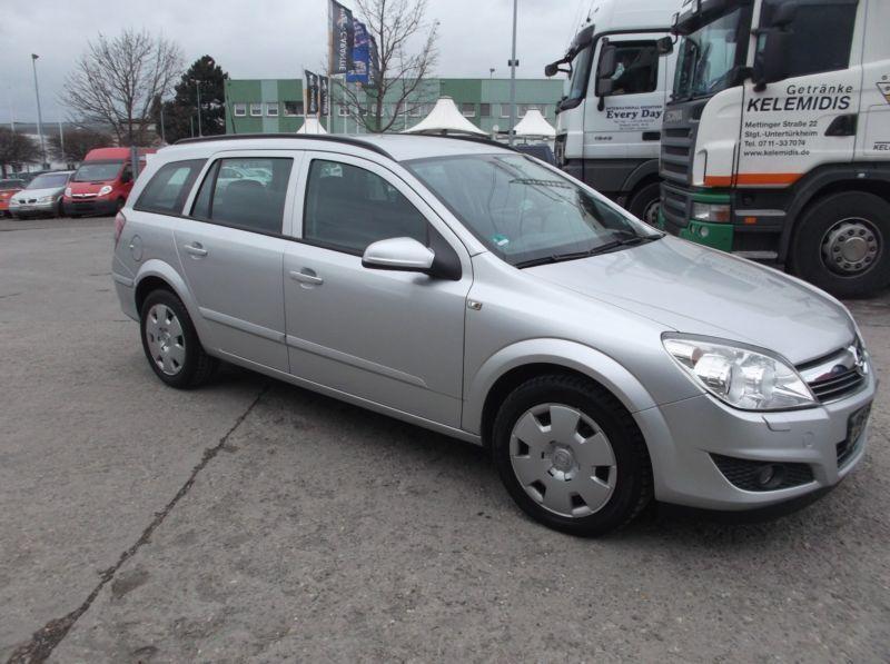 Verkauft Opel Astra Caravan Edition, gebraucht 2007, 199.000 km in ...