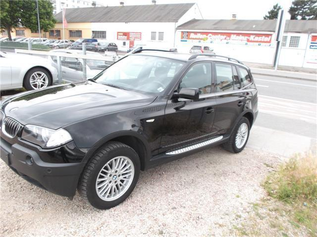 verkauft bmw x3 gebraucht 2006 km in mainz. Black Bedroom Furniture Sets. Home Design Ideas