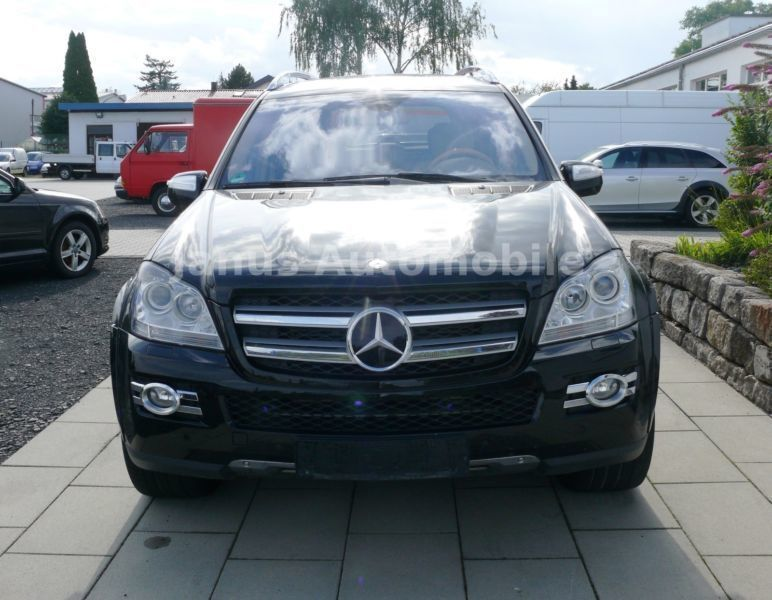 verkauft mercedes gl420 cdi 4matic off gebraucht 2008 km in brandenburg. Black Bedroom Furniture Sets. Home Design Ideas