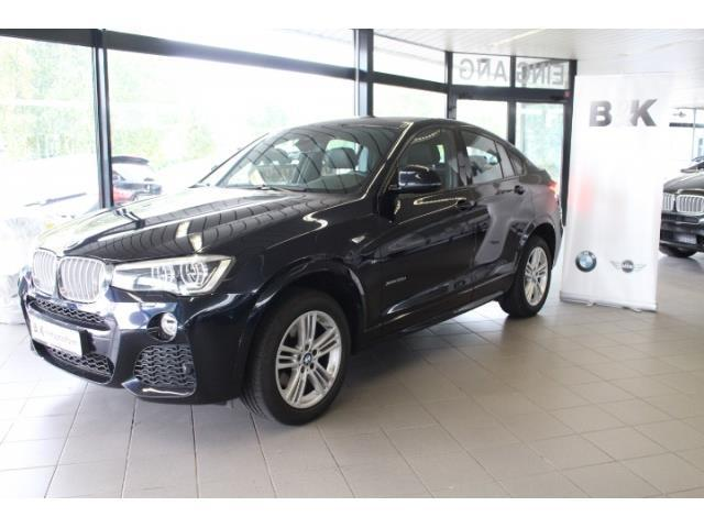 verkauft bmw x4 xdrive 30d m paket nav gebraucht 2014 km in mengkofen. Black Bedroom Furniture Sets. Home Design Ideas