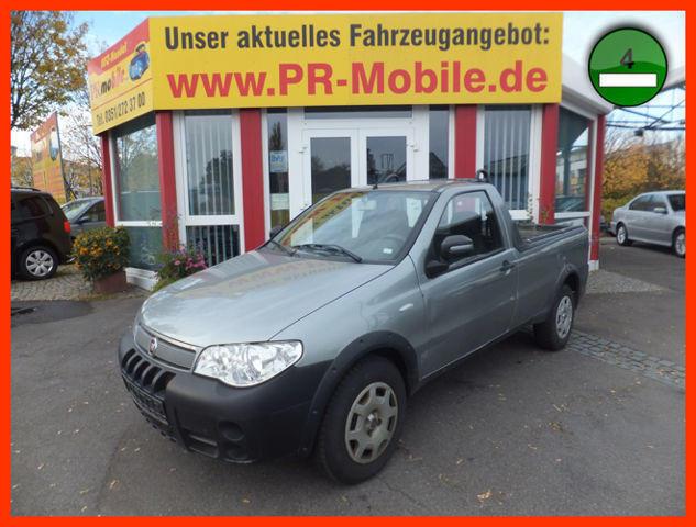 Verkauft Fiat Strada 13 Jtd Lkw Zulas Gebraucht 2010 145400 Km
