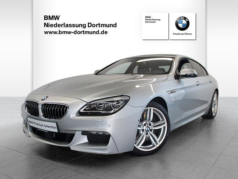 verkauft bmw 640 d xdrive gran coup m gebraucht 2015. Black Bedroom Furniture Sets. Home Design Ideas