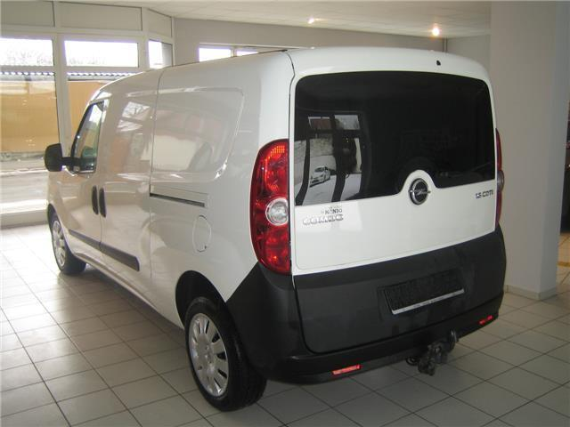 verkauft opel combo 1 6 cdti l1h2 gebraucht 2013 km in irrel. Black Bedroom Furniture Sets. Home Design Ideas