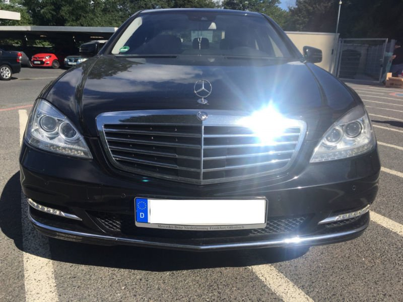 verkauft mercedes s500 s klasse lim cg gebraucht 2012 km in dreieich. Black Bedroom Furniture Sets. Home Design Ideas