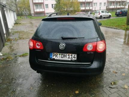 verkauft vw passat 3c b6 kombi gebraucht 2008 km. Black Bedroom Furniture Sets. Home Design Ideas