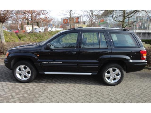 verkauft jeep grand cherokee 2 7 crd f gebraucht 2005 km in oberursel taunus. Black Bedroom Furniture Sets. Home Design Ideas