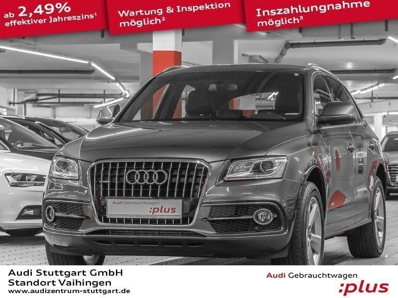 verkauft audi q5 2 0 tdi 2x s line nav gebraucht 2014. Black Bedroom Furniture Sets. Home Design Ideas