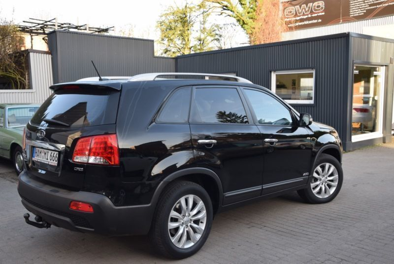 verkauft kia sorento 2 2 crdi 4wd aut gebraucht 2012 km in hamm. Black Bedroom Furniture Sets. Home Design Ideas