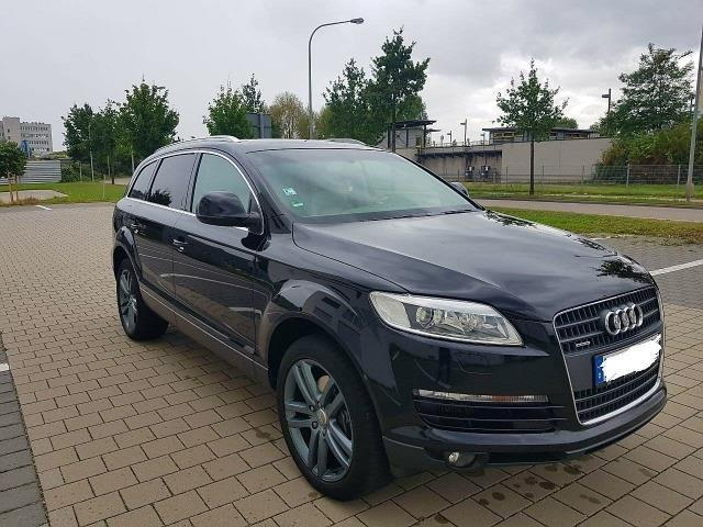 verkauft audi q7 3 0 tdi dpf quattro t gebraucht 2008 km in neckarsulm. Black Bedroom Furniture Sets. Home Design Ideas