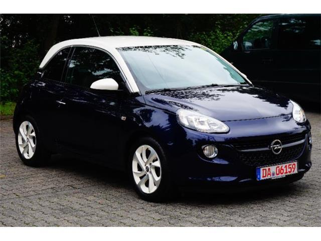 verkauft opel adam 1 4 jam navi alu gebraucht 2014 km in darmstadt. Black Bedroom Furniture Sets. Home Design Ideas