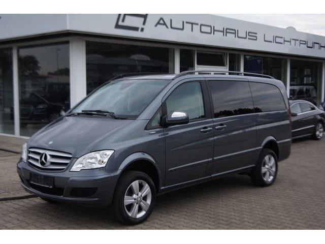 verkauft mercedes viano 2 2cdi 4matic gebraucht 2011 km in schorfheide. Black Bedroom Furniture Sets. Home Design Ideas