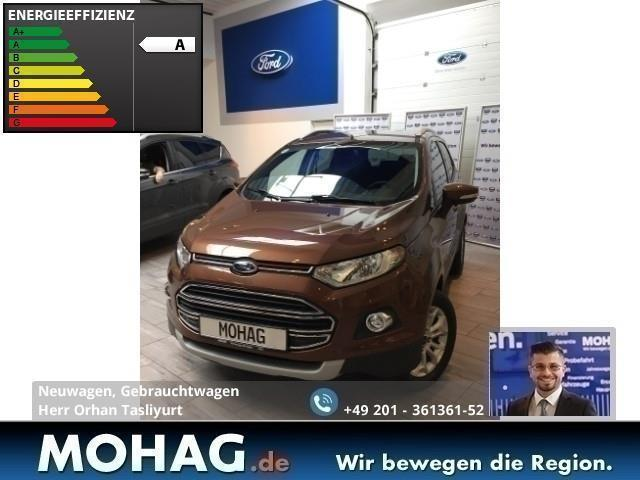 verkauft ford ecosport 1 5 tdci titani gebraucht 2016 km in bezirk. Black Bedroom Furniture Sets. Home Design Ideas