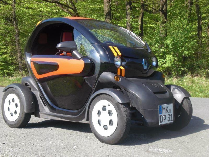 twizy gebrauchte renault twizy kaufen 57 g nstige autos zum verkauf. Black Bedroom Furniture Sets. Home Design Ideas