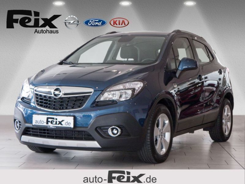 verkauft opel mokka edition ecoflex gebraucht 2016 km in bochum. Black Bedroom Furniture Sets. Home Design Ideas