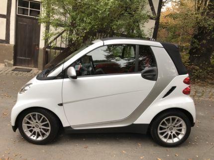 verkauft smart fortwo cabrio mhd gebraucht 2009 km in zeven. Black Bedroom Furniture Sets. Home Design Ideas