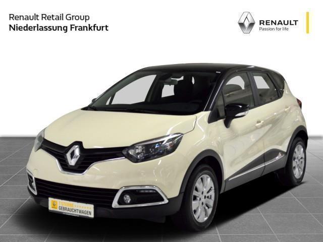 gebraucht Renault Captur DYNAMIQUE ENERGY 1.5 dCi 90 eco² Klimaanlage, ZV,