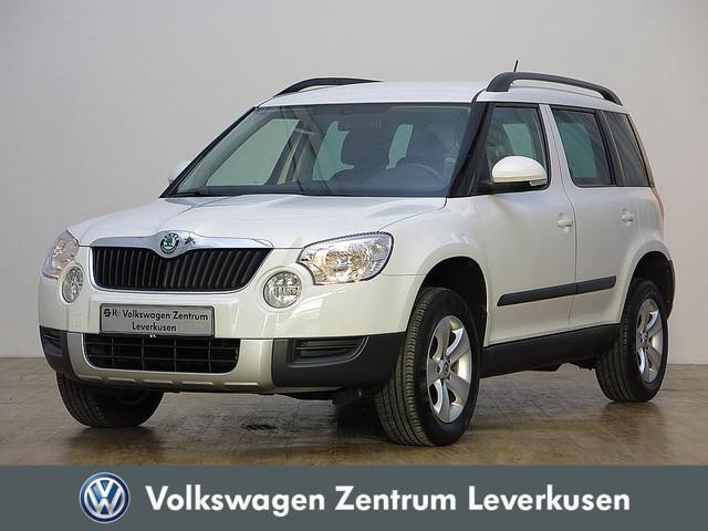 verkauft skoda yeti 1 4 tsi klimaautom gebraucht 2012. Black Bedroom Furniture Sets. Home Design Ideas