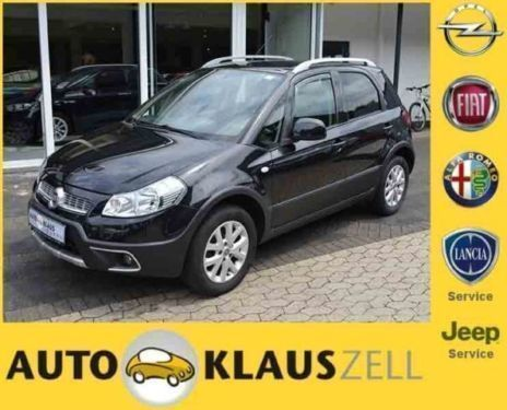 verkauft fiat sedici 1 6 16v emotion 4 gebraucht 2011 km in zell mosel. Black Bedroom Furniture Sets. Home Design Ideas