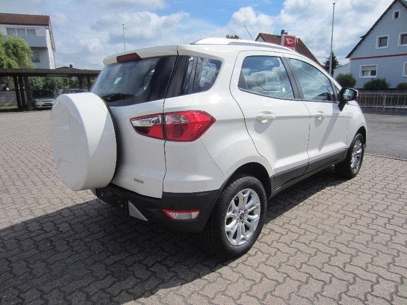 ecosport gebrauchte ford ecosport kaufen 712 g nstige autos zum verkauf. Black Bedroom Furniture Sets. Home Design Ideas