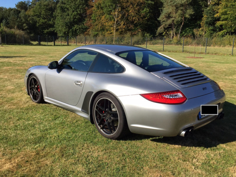 verkauft porsche 997 gebraucht 2009 km in bitburg. Black Bedroom Furniture Sets. Home Design Ideas