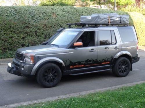 verkauft land rover discovery 3 se wi gebraucht 2009. Black Bedroom Furniture Sets. Home Design Ideas