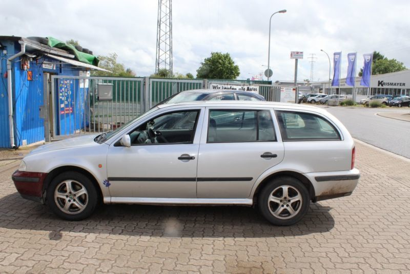 verkauft skoda octavia 1 9 tdi combi g gebraucht 1999 km in unna. Black Bedroom Furniture Sets. Home Design Ideas