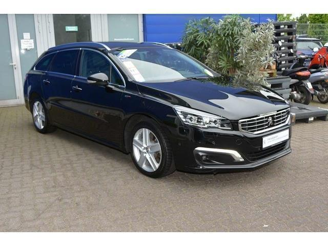verkauft peugeot 508 sw bluehdi 180 au gebraucht 2016 km in hamburg. Black Bedroom Furniture Sets. Home Design Ideas
