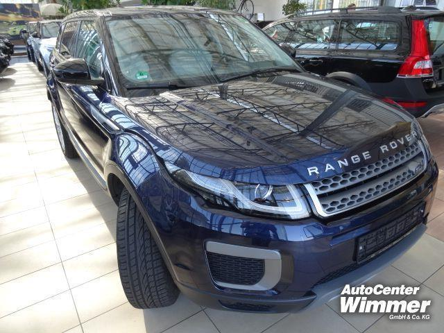 verkauft land rover range rover evoque gebraucht 2016 km in passau. Black Bedroom Furniture Sets. Home Design Ideas